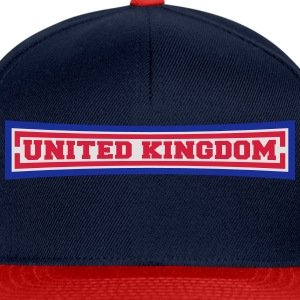 United Kingdom T-shirts - Snapback Cap