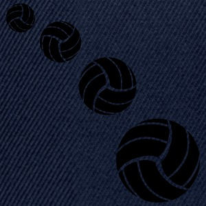 Volleyball Pattern T-shirts - Snapbackkeps