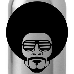 Afro - Trinkflasche