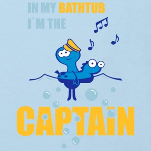 Shut up, I´m the captain Sweats - T-shirt Bio Enfant