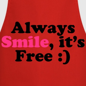 Always Smile Skjorter - Kokkeforkle
