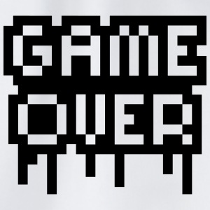 Game Over Stamp T-skjorter - Gymbag