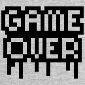 Game Over Stamp T-skjorter - Sweatshirts for menn fra Stanley & Stella