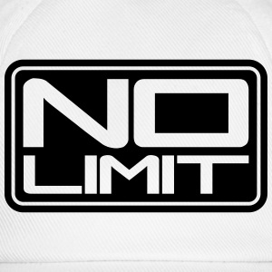 No Limit Shield T-Shirts - Baseballkappe