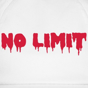 No Limit T-skjorter - Baseballcap