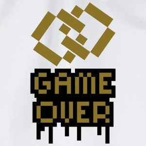 Game Over Marriage Rings Camisetas - Mochila saco