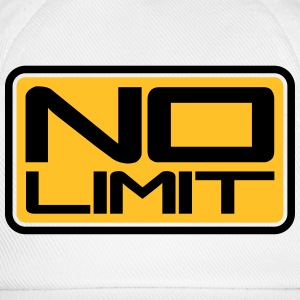 No Limit Shield T-shirts - Basebollkeps