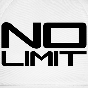 No Limit Design T-skjorter - Baseballcap