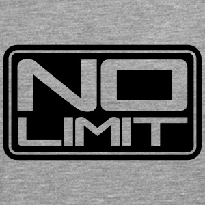 No Limit Shield T-Shirts - Männer Premium Langarmshirt