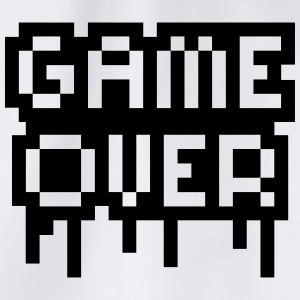 Game Over Stamp Magliette - Sacca sportiva