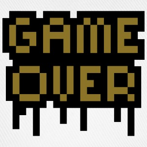 Game Over T-skjorter - Baseballcap