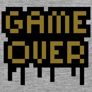 Game Over T-skjorter - Premium langermet T-skjorte for menn