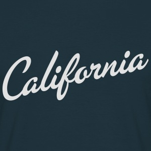 California Pullover & Hoodies - Männer T-Shirt