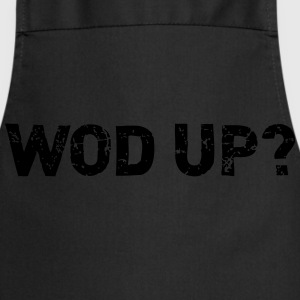 WOD Up - Crossfit Camisetas - Delantal de cocina