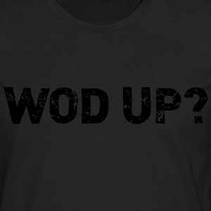 WOD Up - Crossfit Tee shirts - T-shirt manches longues Premium Homme