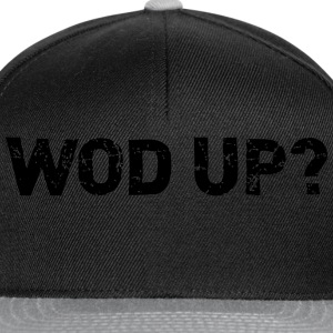 WOD Up - Crossfit Tee shirts - Casquette snapback