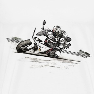 motorcycle Hoodies & Sweatshirts - Men's Premium T-Shirt