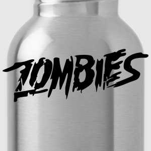 zombies T-Shirts - Trinkflasche