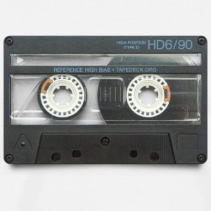 vintage tape: hd6/90 - Men's Premium T-Shirt