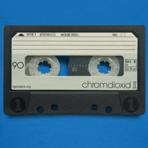 vintage tape: chromdioxid II - Women's T-Shirt