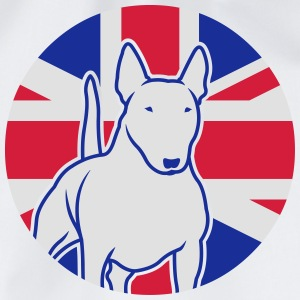 Miniatur Bullterrier UK 3c T-Shirts - Turnbeutel