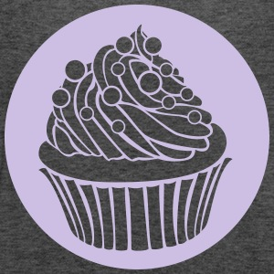 Cupcake mit Perlen Bags & backpacks - Women's Tank Top by Bella