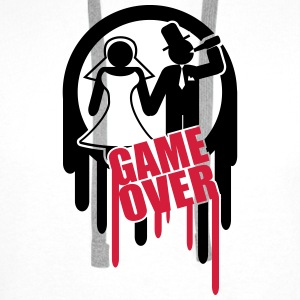 game over T-Shirts - Männer Premium Hoodie