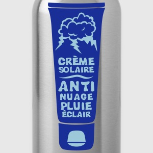 creme solaire anti nuage pluie eclair Tee shirts - Gourde