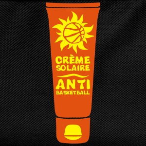 basket creme solaire anti basketball Sweat-shirts - Sac à dos Enfant