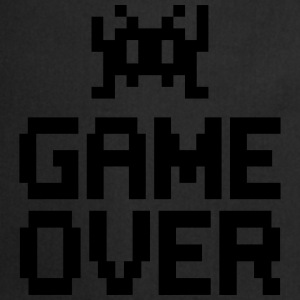 game over with sprite Tee shirts - Tablier de cuisine