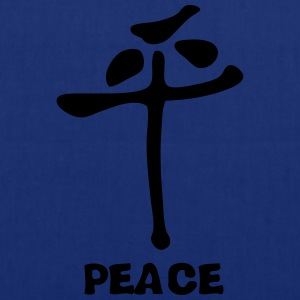 symbole feng shui peace paix tranquillit Tee shirts - Tote Bag