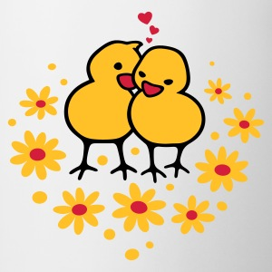 Chicks in Love - Kubek