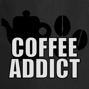 Coffee Addict T-shirts - Förkläde