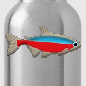 Neon fish Hoodies - Water Bottle