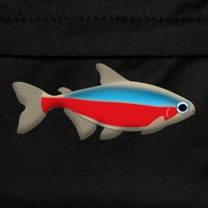 Neon fish Tee shirts - Sac à dos Enfant