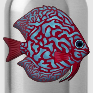 discus fish 1 Hoodies & Sweatshirts - Water Bottle