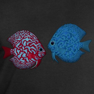 discus fish 2 Tee shirts - Sweat-shirt Homme Stanley & Stella
