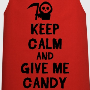 Keep cam and give me candy T-skjorter - Kokkeforkle