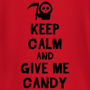 Keep cam and give me candy T-Shirts - Baby Langarmshirt