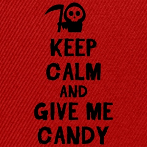 Keep cam and give me candy T-skjorter - Snapback-caps