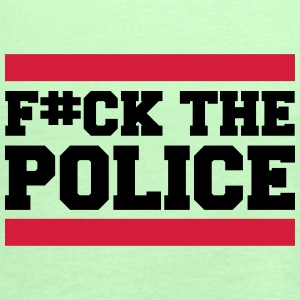 F#ck The Police Tee shirts - Débardeur Femme marque Bella