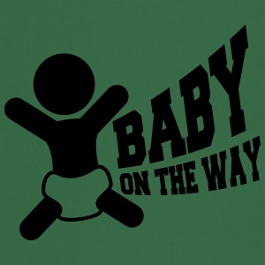 Baby On The Way T-shirts - Forklæde