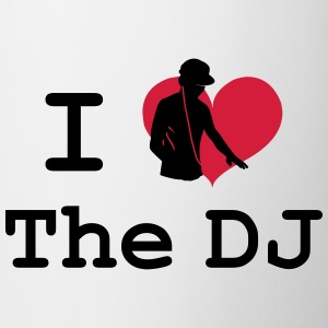 [ I Love the DJ ] Shirts - Mok