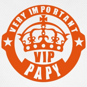 very important papy vip couronne logo 4 Sweat-shirts - Casquette classique