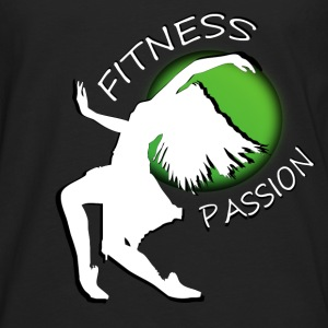 Fitness passion Tee shirts - T-shirt manches longues Premium Homme
