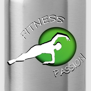 Fitness passion Tee shirts - Gourde