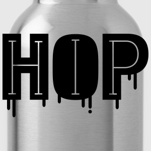 Cool And Stylish Hip Hop Design T-Shirts - Trinkflasche