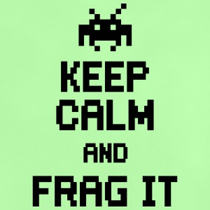 keep calm and frag it Hoodies - Baby T-Shirt