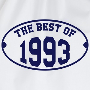 The Best of 1993 T-Shirts - Drawstring Bag