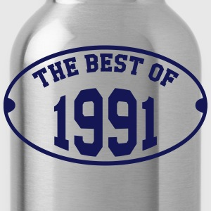 The Best of 1991 T-Shirts - Water Bottle